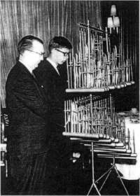 Experimental Musical Instrument Article - Deagan Organ Chimes