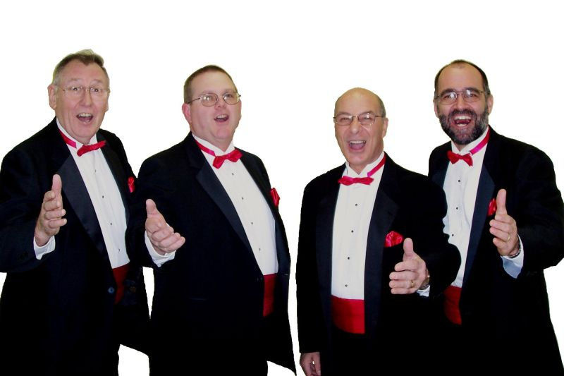 Barbershop Music : ... Photos - An Introduction To Barbershop Singing For Youth 3 Part Mixed